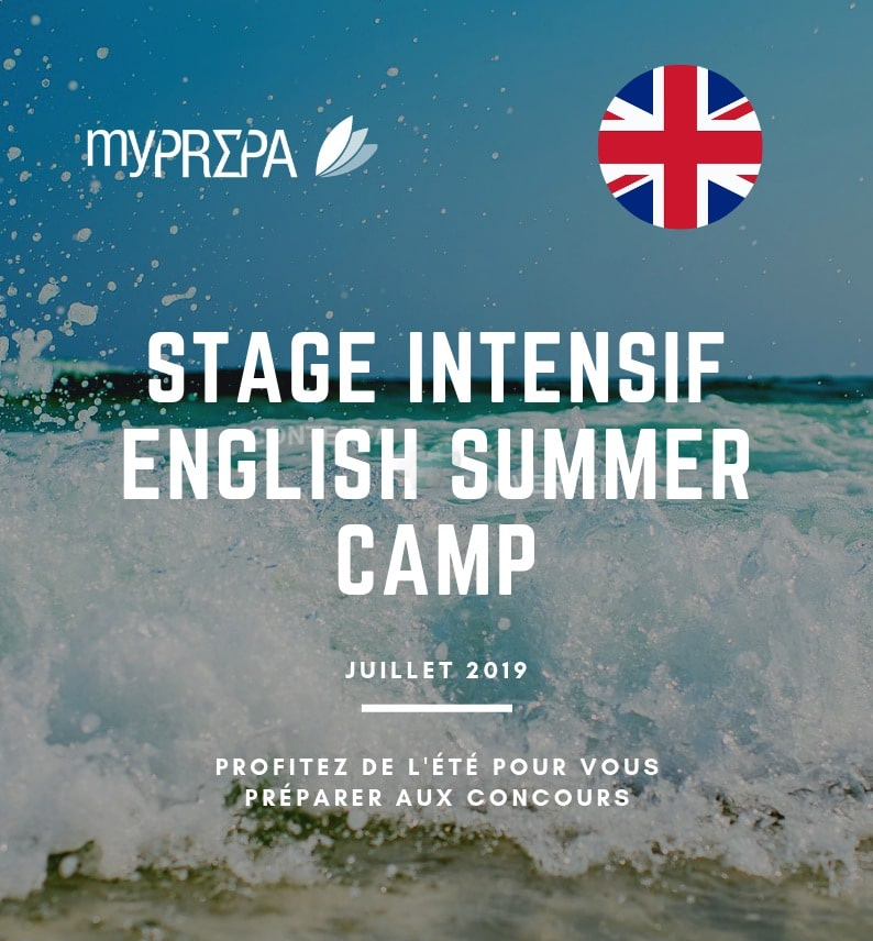 English summer camp Myprepa